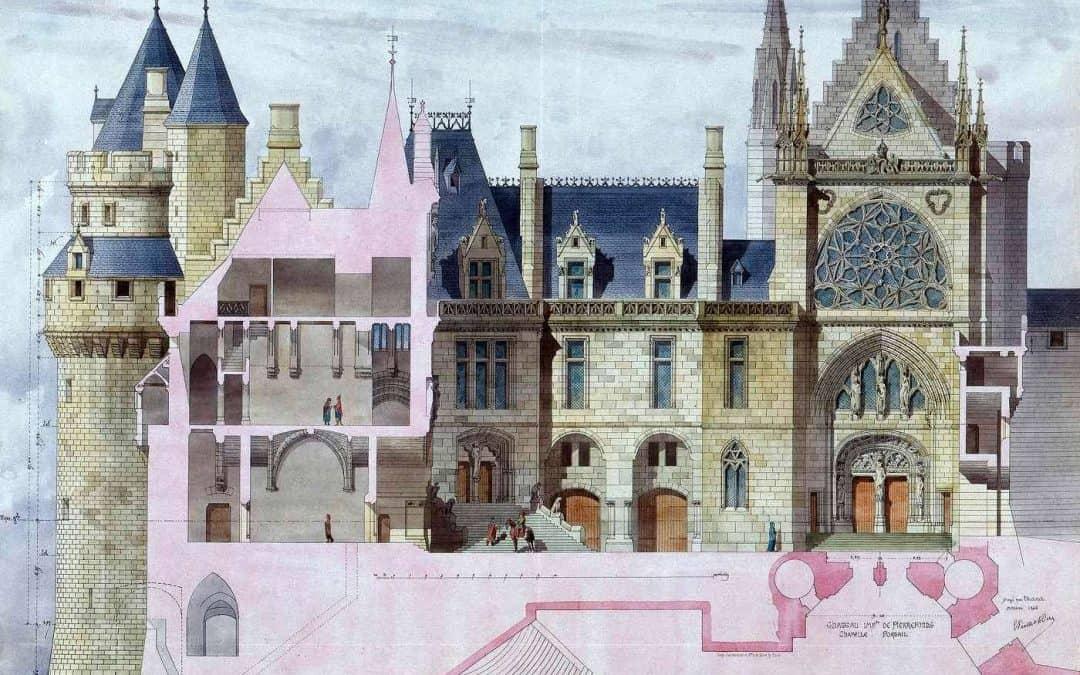 L'ARCHITECTURE GOTHIQUE. ENTRE RÉCEPTION ET INVENTION. IMPACT, CONTINUITÉ ET RÉINTERPRÉTATION (XIIeme-XXeme SIÈCLE)